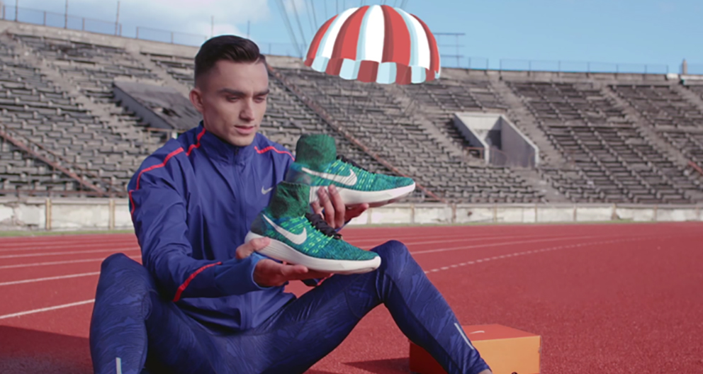 F25 - NIKE Lunar Epic movie